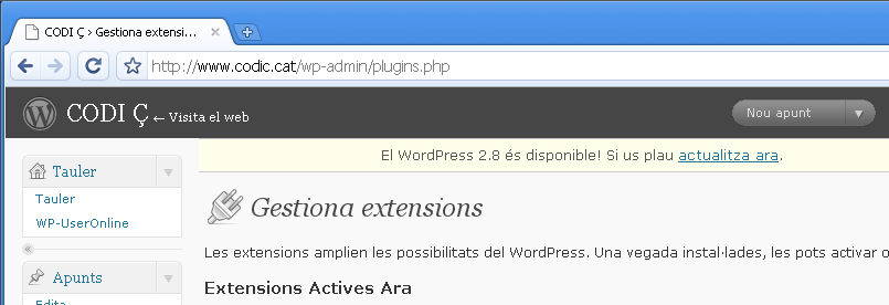 codic.cat-wordpress-2.8